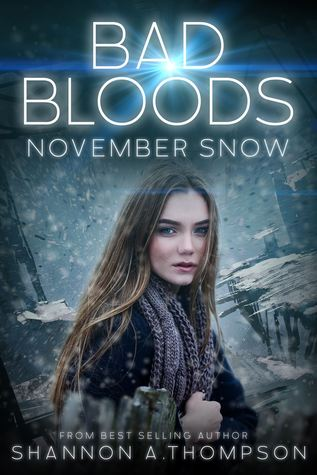 November Snow (Bad Bloods, #2)