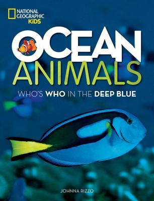 Image of: Kindergarten Parents Teachers And Kids All Will Love Learning About Our Blue Planet And The Creatures That Make Up All Of The Life Found In Our Oceans Coloringwik Ocean Animals