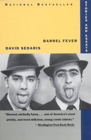 us and them essay by david sedaris His recent collection of essays, titled when you are engulfed in flames, was   david sedaris's original radio pieces can often be heard on this american life,.