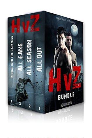 HvZ books 1-4 - Noah Harris