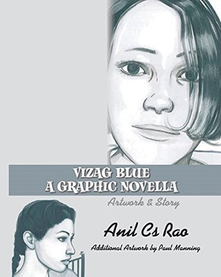 Vizag Blue - A Graphic Novella