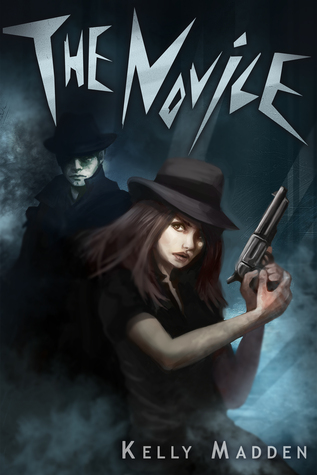 The Novice by Kelly Madden | reading, books, book covers, cover love, ghosts