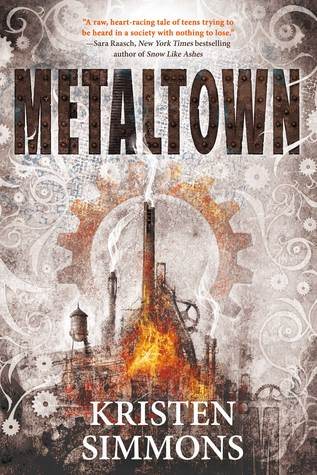 cover of Metaltown