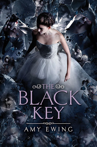 The Black Key (The Lone City, #3)