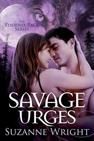 Savage Urges Book Cover
