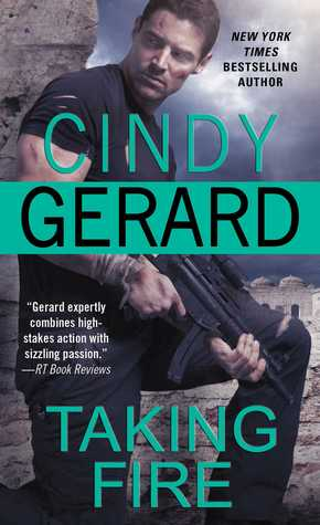 Book Review: Cindy Gerard's Taking Fire