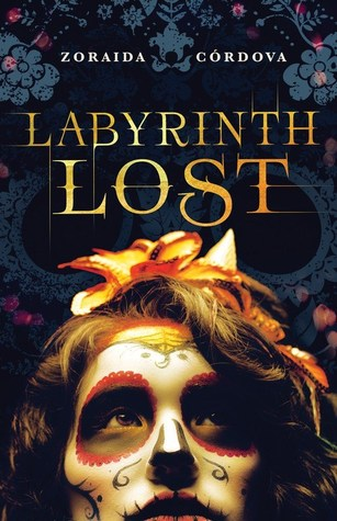 Labyrinth Lost (Brooklyn Brujas, #1)
