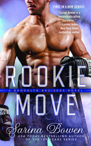 {Review} Rookie Move by Sarina Bowen