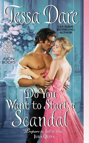 cover of Do You Want Start a Scandal