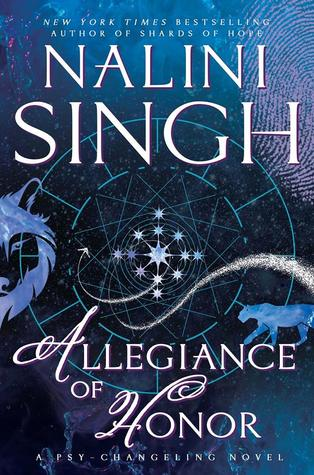 Allegiance of Honor Book Cover