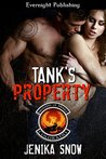 Tank's Property (The Brothers of Menace MC, #8)