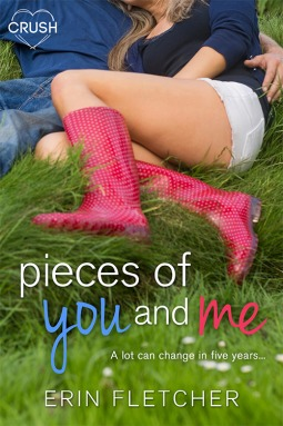 {Review} Pieces of You and Me by Erin Fletcher