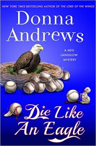 Book Review: Die Like an Eagle by Donna Andrews
