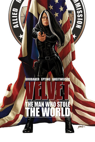 Velvet, Vol. 3: The Man Who Stole the World
