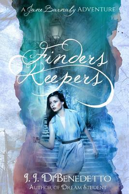 Finders Keepers (Jane Barnaby Adventures #1)