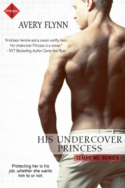 {Review} His Undercover Princess by Avery Flynn