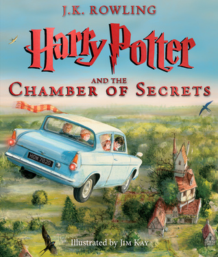 Harry Potter and the Chamber of Secrets: The Illustrated Edition by J.K. Rowling