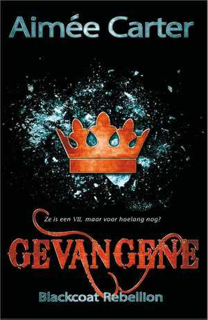 Gevangene (The Blackcoat Rebellion #2) – Aimee Carter
