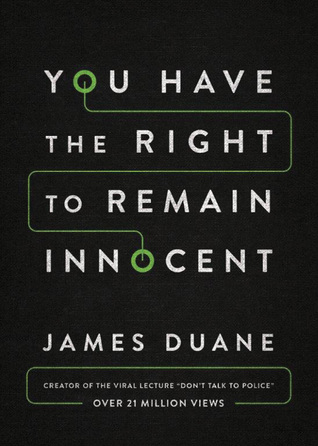 You Have the Right to Remain Innocent cover