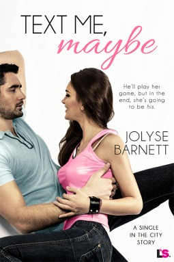 {Review} Text Me, Maybe by Jolyse Barnett
