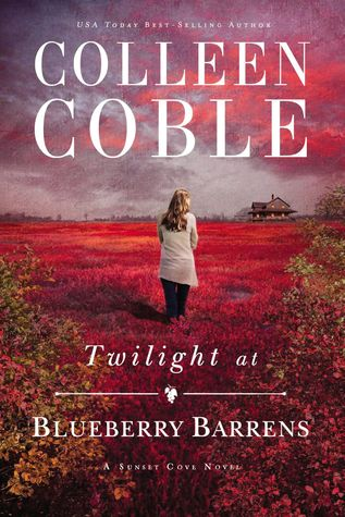 twilight at blueberry barrens colleen coble