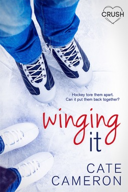 {Review} Winging It by Cate Cameron