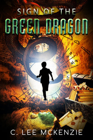 Sign of the Green Dragon by C. Lee McKenzie