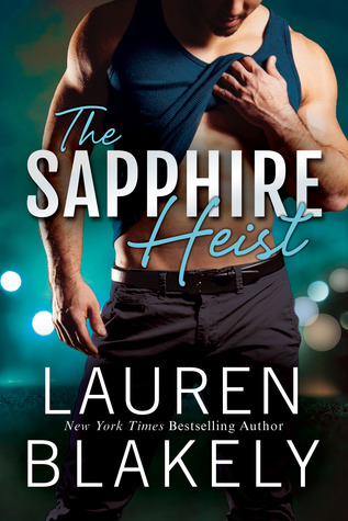 {Tour} The Sapphire Heist by Lauren Blakely (with Excerpt and Giveaway)