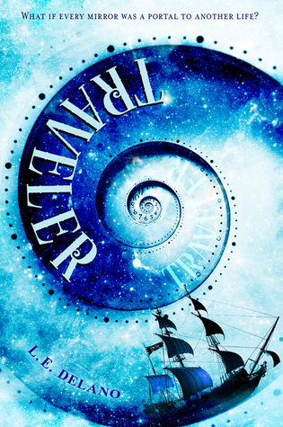 Waiting for Wednesday: Traveler by L.E. DeLano