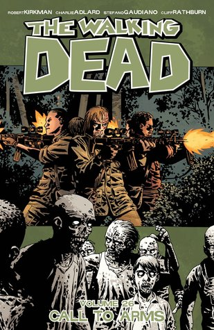 cover The Walking Dead vol 26