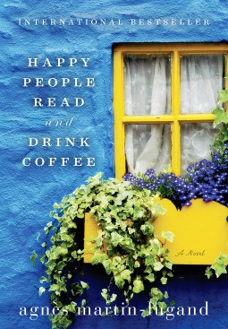 cover of Happy People Read and Drink Coffee