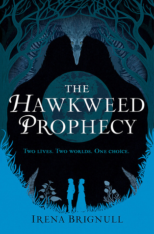https://www.goodreads.com/book/show/29241212-the-hawkweed-prophecy