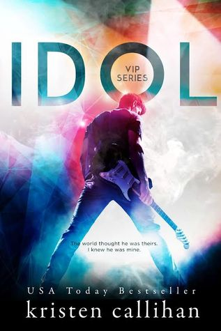 Idol Book Cover