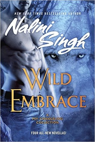 Wild Embrace Book Cover