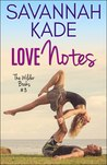 Love Notes (The Wilder Books #3)