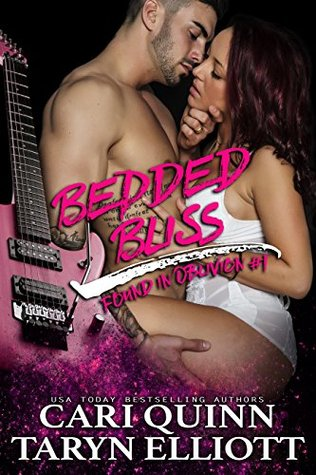 {Review} Bedded Bliss by Cari Quinn and Taryn Elliott (with Excerpt and Giveaway)