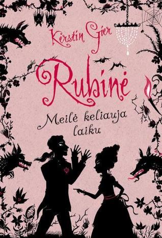 Rubinė (Edelstein Trilogie, #1)
