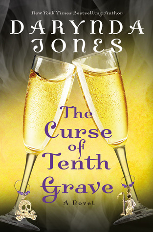 Book Review: Darynda Jones' The Curse of Tenth Grave