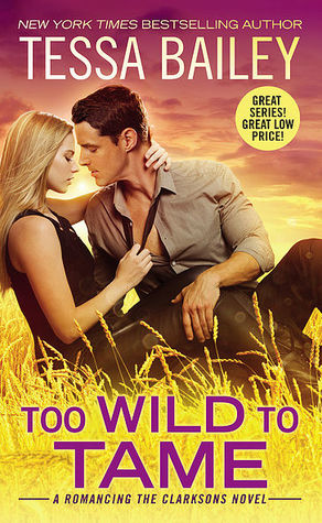 {Review} Too Wild to Tame by Tessa Bailey
