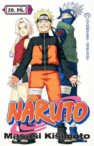 Naruto 28: Narutův návrat (Naruto, #28)