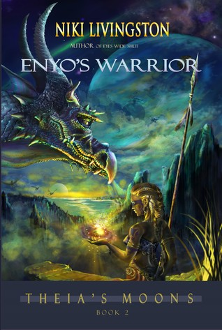 Theia's Moons Enyo's Warrior by Niki Livingston