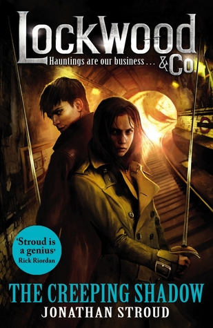 The Creeping Shadow (Lockwood & Co. #4)