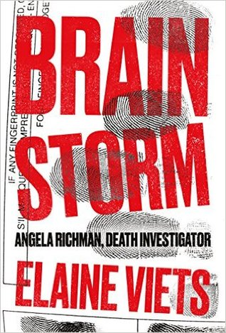 Brain Storm (Death Investigator Angela Richman #1)
