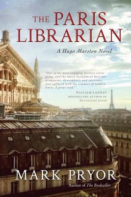 The Paris Librarian (Hugo Marston #6)