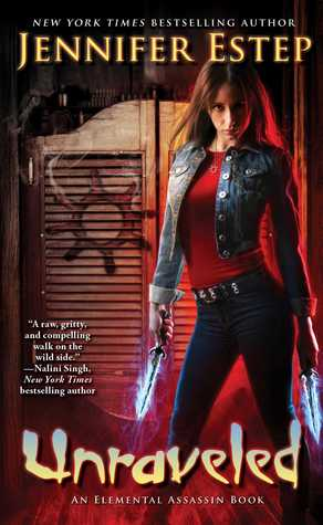 Book Review: Unraveled by Jennifer Estep