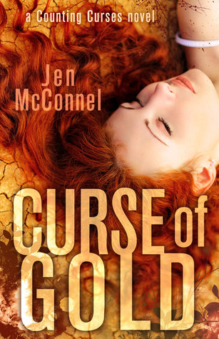 Curse of Gold by Jen McConnel