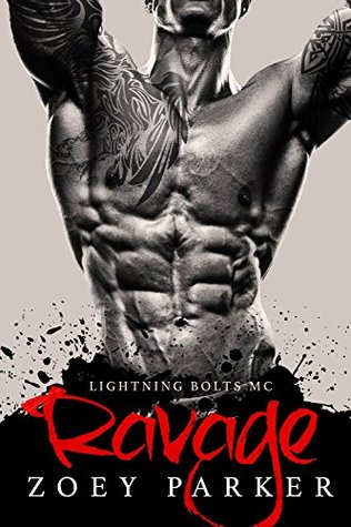 Ravage Lightning Bolts MC by Zoey Parker