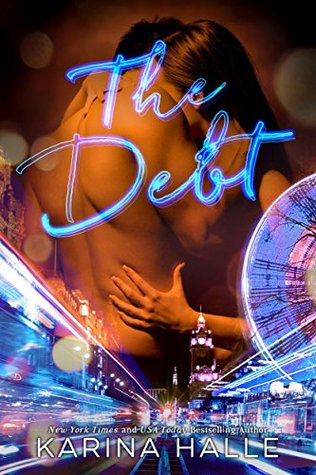 RELEASE DAY EVENT:  The Debt by Karina Halle