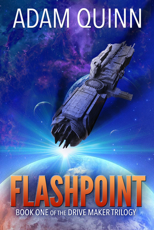 Flashpoint by Adam  Quinn