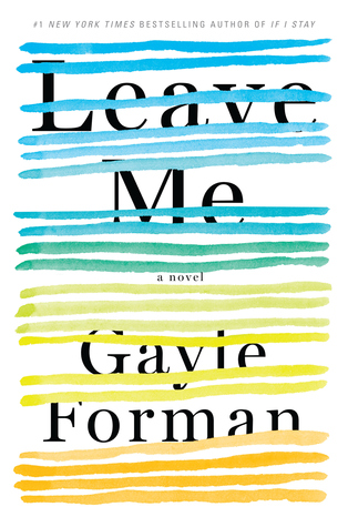 cover of Leave Me